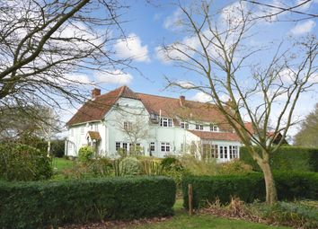 Thumbnail 5 bed detached house for sale in Frenches Green, Felsted, Dunmow