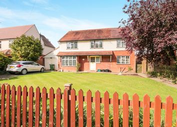 Thumbnail 5 bedroom detached house for sale in Churchfields, Broxbourne