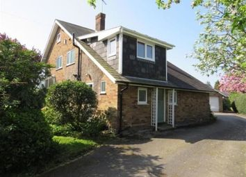 Thumbnail 4 bed detached house to rent in Church Road, Egginton, Derby