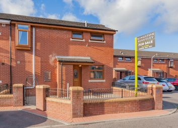 Thumbnail 2 bed end terrace house for sale in Majestic Drive, Belfast