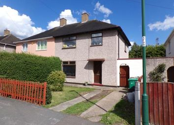 Thumbnail 3 bed semi-detached house for sale in Foxearth Avenue, Clifton, Nottingham