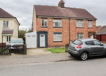 Thumbnail 3 bed semi-detached house for sale in Durham Road, Eastfield, Peterborough