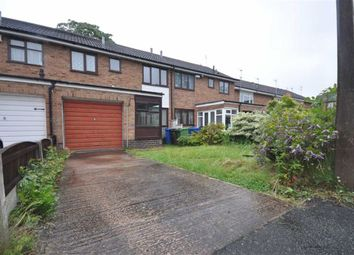 Thumbnail 3 bed terraced house to rent in Whirley Close, Heaton Chapel, Stockport