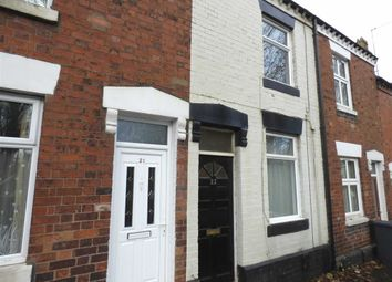 Thumbnail 2 bedroom property for sale in Chetwynd Street, Wolstanton, Newcastle-Under-Lyme