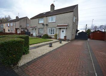 Thumbnail 3 bed semi-detached house for sale in Carron Avenue, Kilmarnock