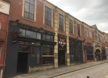 Thumbnail Leisure/hospitality to let in 8 Nelson Square, Bolton, Lancashire