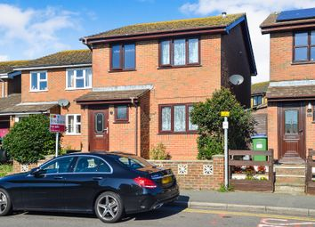 Thumbnail 3 bed detached house for sale in Kirby Drive, Telscombe Cliffs, Peacehaven