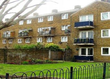 Thumbnail 3 bedroom flat to rent in Burbage Close, London