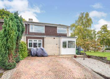 Stratfield Road, Basingstoke RG21. 4 bed semi-detached house