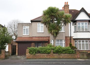 Thumbnail 4 bed semi-detached house for sale in Crantock Road, Catford
