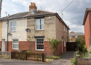 Thumbnail 3 bed end terrace house for sale in Brokenford Avenue, Totton, Southampton
