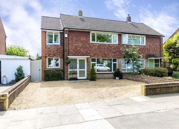 Thumbnail 3 bed semi-detached house for sale in Chertsey Road, Twickenham