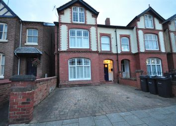 Thumbnail 2 bed flat for sale in Flat 1, 34 Hamilton Street, Chester