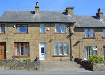 Thumbnail 2 bed terraced house for sale in Leymoor Road, Longwood, Huddersfield