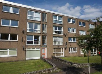 Thumbnail 3 bed flat for sale in Ivanhoe Road, Cumbernauld, Glasgow