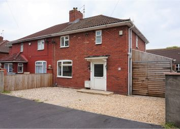 Thumbnail 3 bed semi-detached house for sale in Hillfields Avenue, Fishponds