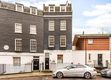 4 bed terraced house for sale in Ashmill Street, London NW1