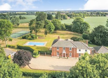 Thumbnail 4 bed detached house for sale in Blackmore Road, Fryerning, Ingatestone