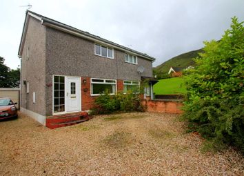 Thumbnail 2 bed semi-detached house for sale in Kingseat Drive, Tillicoultry