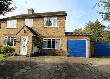 Thumbnail 4 bed detached house for sale in Dunster Close, Harefield, Uxbridge