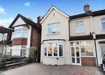 Thumbnail 4 bed semi-detached house for sale in Nibthwaite Road, Harrow-On-The-Hill, Harrow