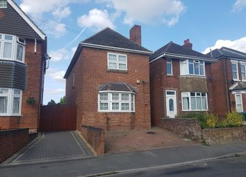 Thumbnail 3 bedroom detached house for sale in Radstock Road, Southampton