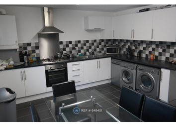 Thumbnail 6 bed terraced house to rent in Gadd Street, Nottingham