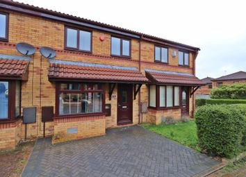 Thumbnail 3 bed terraced house for sale in Rathbone Close, Crownhill, Milton Keynes