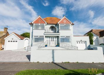 Thumbnail 4 bed detached house for sale in Nutley Avenue, Saltdean, East Sussex