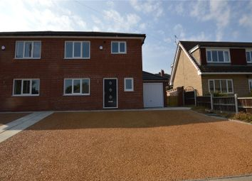 Thumbnail 3 bed semi-detached house for sale in Robins Grove, Rothwell, Leeds, West Yorkshire