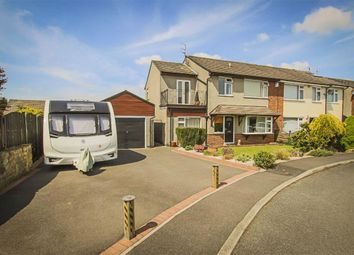 Thumbnail 4 bed semi-detached house for sale in Alderford Close, Clitheroe, Lancashire