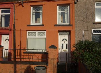 Thumbnail 2 bed terraced house for sale in Trip Terrace, Pentre