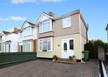 Thumbnail 3 bedroom semi-detached house for sale in Croft Road, Old Town, Wiltshire