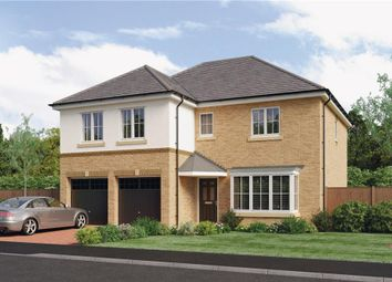 "Thumbnail 5 bed detached house for sale in ""The Jura"" at Parkside, Hebburn"