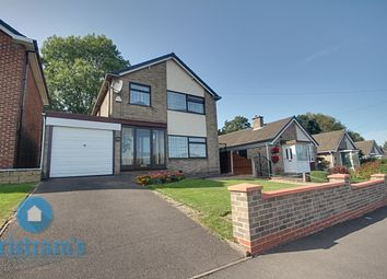 Thumbnail 3 bed detached house for sale in Cantelupe Road, Ilkeston