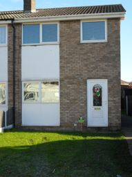 Thumbnail 3 bed semi-detached house to rent in Moira Close, Stainforth, Doncaster