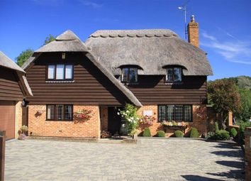 Thumbnail 4 bed cottage for sale in Old Lane, Ashford Hill, Berkshire