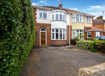 Thumbnail 3 bed semi-detached house to rent in Alton Road, Aylestone, Leicester