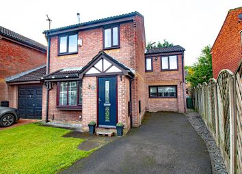Thumbnail 5 bed link-detached house for sale in Copperas Lane, Droylsden, Manchester