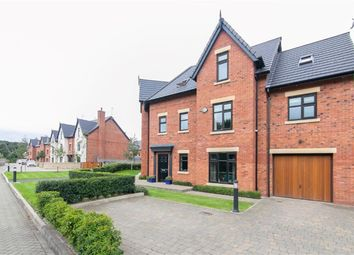Thumbnail 5 bed detached house for sale in Waters Way, Worsley, Manchester