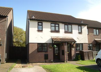 Thumbnail 2 bed end terrace house for sale in Harvey Crescent, Aberavon, Port Talbot