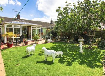 Thumbnail 2 bed semi-detached bungalow for sale in Frensham Close, Stanway, Colchester