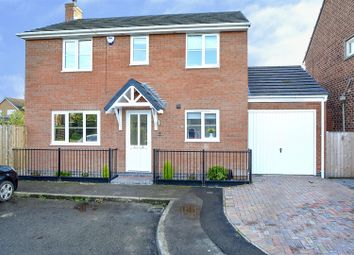 Thumbnail 3 bed detached house for sale in St. Marys Avenue, Draycott, Derby