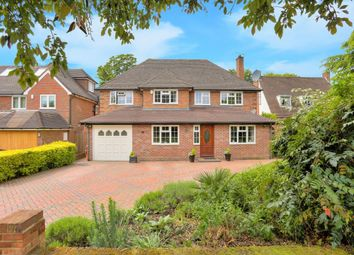 Thumbnail 5 bedroom detached house for sale in The Park, St.Albans