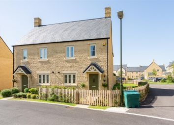 Thumbnail 3 bed semi-detached house for sale in The Furrows, Bourton-On-The-Water, Cheltenham