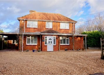 Thumbnail 4 bed detached house for sale in Sherborne Road, Basingstoke