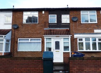Thumbnail 3 bed terraced house for sale in Walker Road, Walker, Newcastle Upon Tyne
