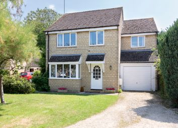 Thumbnail 4 bed detached house for sale in Brookfield Close, Milton-Under-Wychwood, Chipping Norton