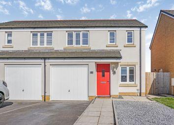 Thumbnail 3 bed semi-detached house for sale in Ffordd Y Meillion, Llanelli
