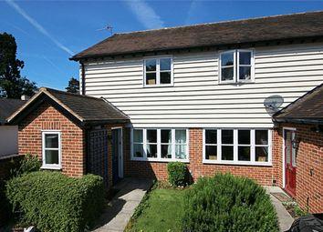 Thumbnail 2 bed end terrace house for sale in Bell Street, Sawbridgeworth, Hertfordshire